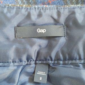 GAP Skirts - Gap Plaid Skirt